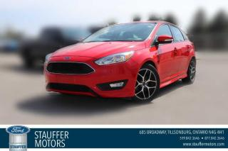 Used 2015 Ford Focus SE for sale in Tillsonburg, ON