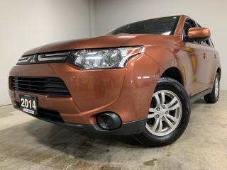 Used 2014 Mitsubishi Outlander ES for sale in Owen Sound, ON