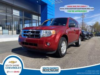 Used 2010 Ford Escape XLT for sale in Bridgewater, NS