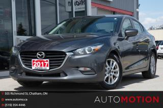 Used 2017 Mazda MAZDA3 GS SUNROOF HEATED SEATS AND STEERING for sale in Chatham, ON
