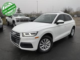 Used 2018 Audi Q5 AWD | PANOROOF| NAV | WINTERS ON ALLOYS INC| for sale in Burlington, ON