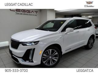 New 2021 Cadillac XT6 Premium Luxury SUNROOF | NAVIGATION | VENTED SEATS for sale in Burlington, ON