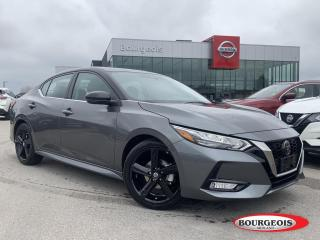 New 2021 Nissan Sentra SR for sale in Midland, ON