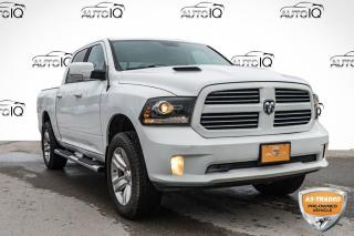 Used 2013 RAM 1500 Sport AS TRADED SPECIAL | YOU CERTIFY, YOU SAVE for sale in Innisfil, ON