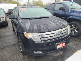 Used 2010 Ford Edge SEL for sale in Milton, ON