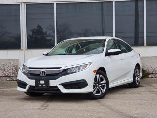 Used 2017 Honda Civic LX for sale in Mississauga, ON