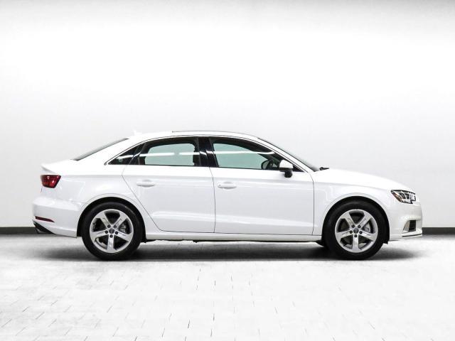 2018 Audi A3 Komfort Leather Sunroof Apple Carplay/AAuto