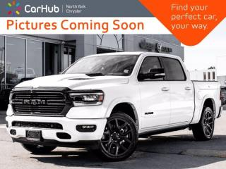 New 2021 RAM 1500 LARAMIE|12 inch screen|Level A|Sport Appearance for sale in Thornhill, ON