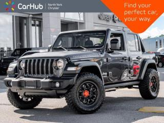 New 2021 Jeep Wrangler Unlimited Islander 4x4 Nav & Sound Grp Safety & Technology Grps for sale in Thornhill, ON