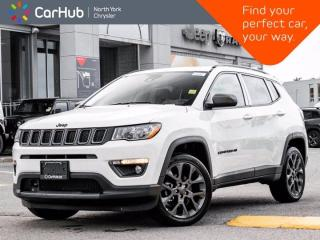 New 2021 Jeep Compass 80th Anniversary 4x4 Sun & Sound Grp Driver Assists Panoramic Roof for sale in Thornhill, ON