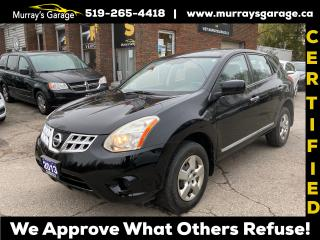 Used 2013 Nissan Rogue S for sale in Guelph, ON