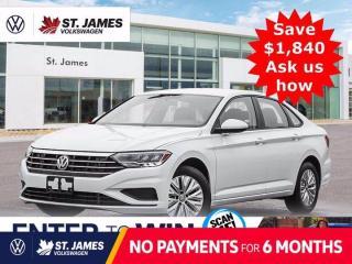 New 2021 Volkswagen Jetta Comfortline ***DEMO*** for sale in Winnipeg, MB