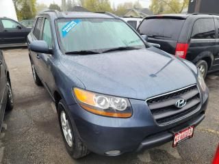 Used 2009 Hyundai Santa Fe GLS for sale in Milton, ON