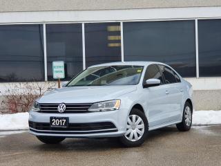 Used 2017 Volkswagen Jetta TRENDLINE+ for sale in Mississauga, ON