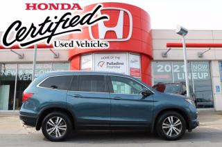 Used 2017 Honda Pilot EX-L - NEW REAR PADS AND ROTORS - for sale in Sudbury, ON