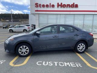 Used 2016 Toyota Corolla CE for sale in St. John's, NL