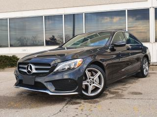 Used 2017 Mercedes-Benz C-Class Burmester Sound|AMG PKG for sale in Mississauga, ON