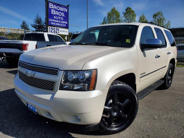 2013 Chevrolet Tahoe LTZ, LOCAL
