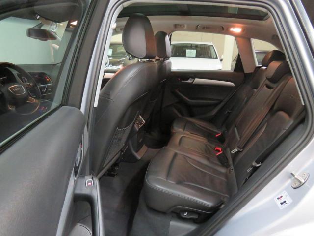 2016 Audi Q5 Progressiv Quattro Navigation Leather Sunroof