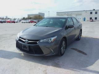 Used 2015 Toyota Camry SE for sale in Innisfil, ON