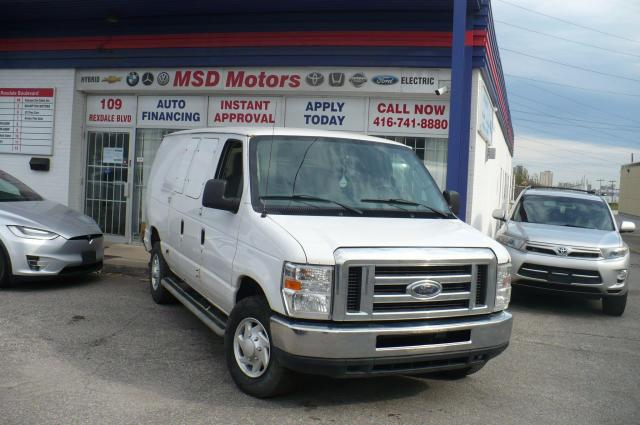 2013 Ford Econoline CARGO -ACCIDENT FREE
