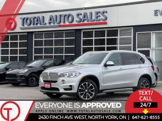 Used 2016 BMW X5 DIESEL | NAVI | PANO | LIKE NEW for sale in North York, ON