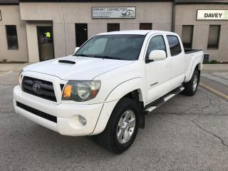 Used 2010 Toyota Tacoma TRD SPORT 4WD,NO ACCIDENTS,CERTIFIED! for sale in Burlington, ON