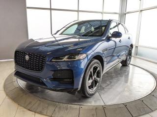 New 2021 Jaguar F-PACE P250 S for sale in Edmonton, AB