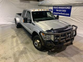 Used 2015 Ford F-350 Super Duty DRW LARIAT for sale in Peace River, AB