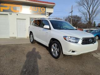 Used 2008 Toyota Highlander Sport for sale in Edmonton, AB