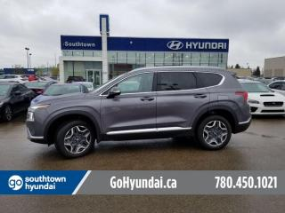 New 2021 Hyundai Santa Fe Hybrid Preferred for sale in Edmonton, AB