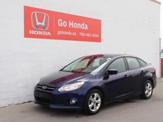 Used 2012 Ford Focus SE / Power / A/C / Bluetooth / Smart Key for sale in Edmonton, AB