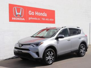 Used 2017 Toyota RAV4 LE AWD for sale in Edmonton, AB