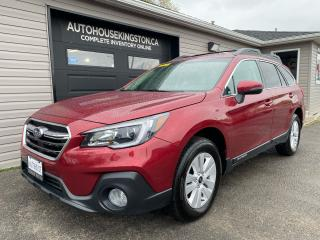 Used 2018 Subaru Outback Touring - Sunroof - Apple Carplay - Android Auto for sale in Kingston, ON