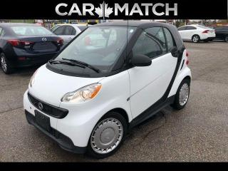 Used 2013 Smart fortwo PURE / NO ACCIDENTS / ONLY 82181 KM for sale in Cambridge, ON