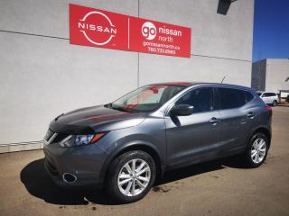 Used 2018 Nissan Qashqai SV / AWD / Certified Pre-Owned / Touch Screen / Smart Key for sale in Edmonton, AB