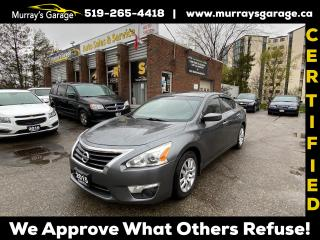 Used 2015 Nissan Altima 2.5 S for sale in Guelph, ON