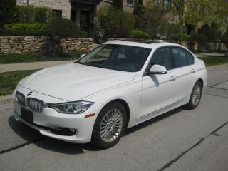Used 2014 BMW 3 Series 320i, CERTIFIED, NAVI, NO ACCIDENTS, SUNROOF for sale in Toronto, ON