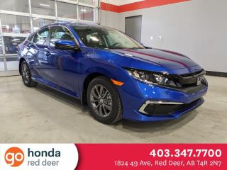 New 2021 Honda Civic Sedan EX for sale in Red Deer, AB