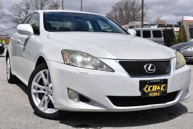 2007 Lexus IS 250 NAVIGATION - BACK UP CAMERA - LEATHER