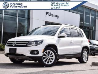 Used 2013 Volkswagen Tiguan COMFORTLINE!! MANUAL! SUPER RARE! for sale in Pickering, ON