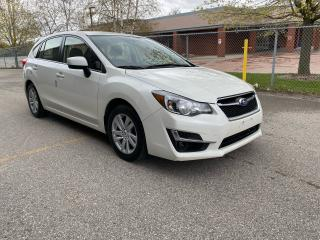 Used 2016 Subaru Impreza 2.0i w/Touring Pkg for sale in North York, ON