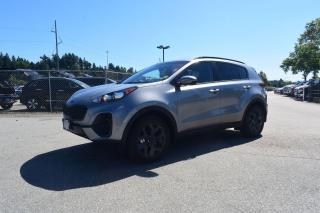 New 2022 Kia Sportage 2.4L LX NIGHTSKY ED. AWD for sale in Coquitlam, BC