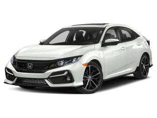 New 2021 Honda Civic 5D SPORT CIVIC 5 DOORS for sale in Woodstock, ON
