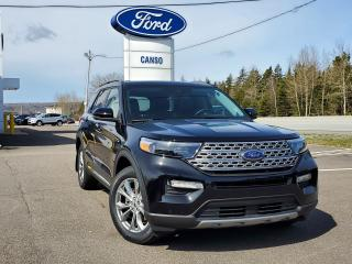 New 2021 Ford Explorer Limited 4WD for sale in Port Hawkesbury, NS