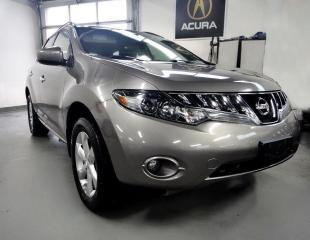 Used 2009 Nissan Murano DEALER MAINTAIN,PANO ROOF,AWD,SL MODEL for sale in North York, ON
