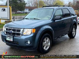 Used 2010 Ford Escape XLT|LOW KM|SUNROOF|AWD|WARRANTY|CERTIFIED for sale in Oakville, ON