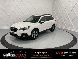 Used 2018 Subaru Outback 2.5i Limited EYESIGHT PKG| AWD| NAVI| LTHR| SUNROOF for sale in Vaughan, ON