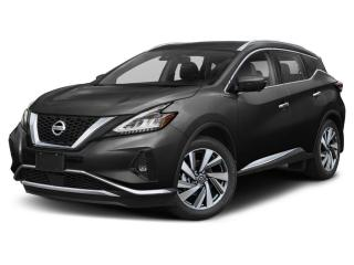 New 2021 Nissan Murano SL for sale in Toronto, ON
