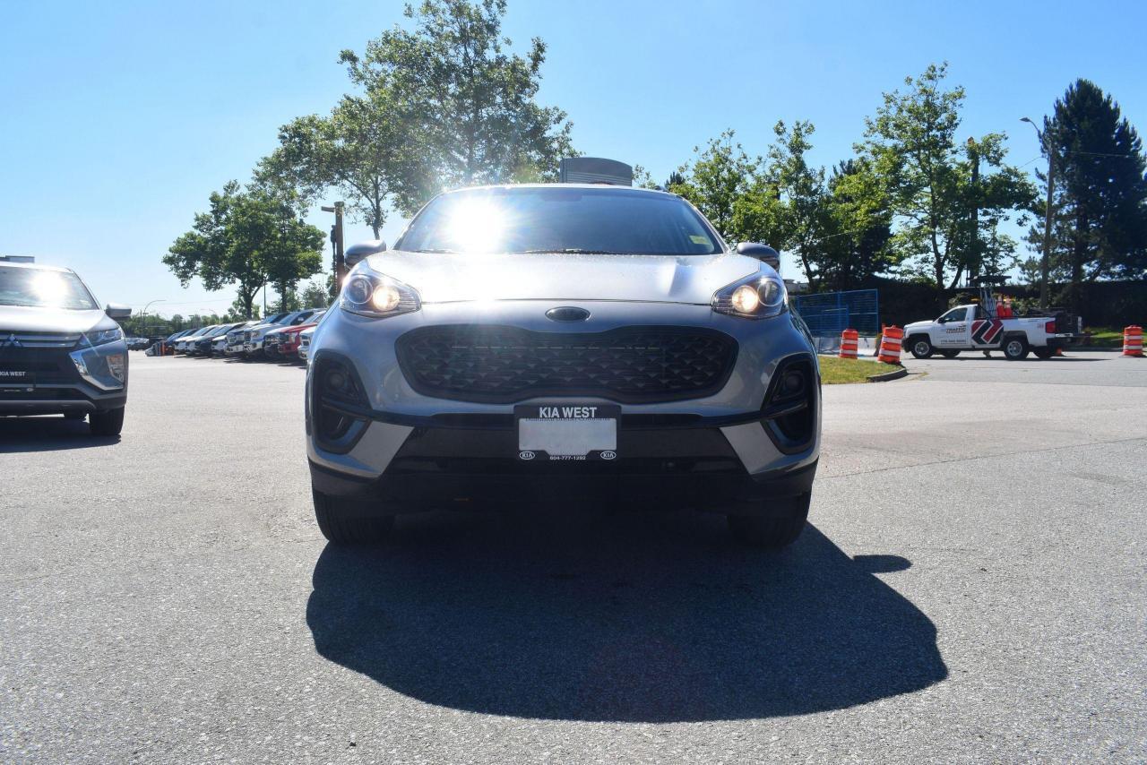 2022 Kia Sportage 2.4L LX NIGHTSKY ED. AWD